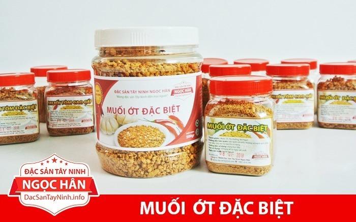 MUOI OT DAC BIET NGOC HAN